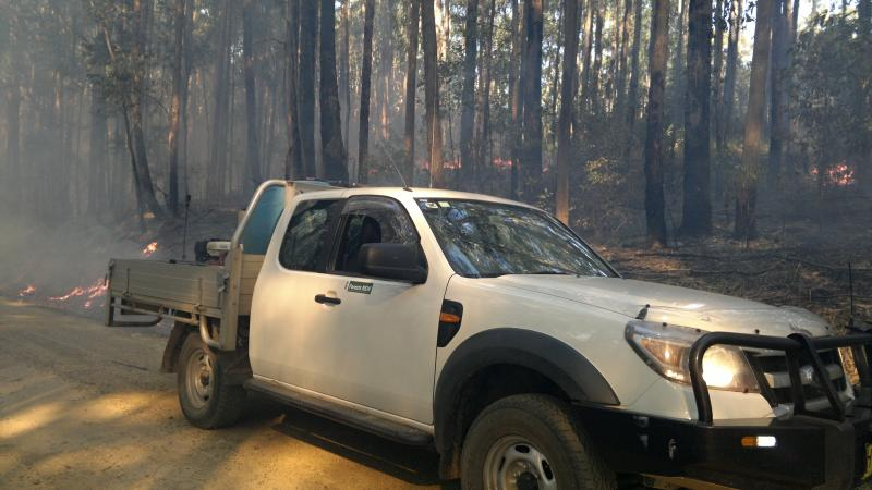 Firefighting Unit- Landsdowne State Forests